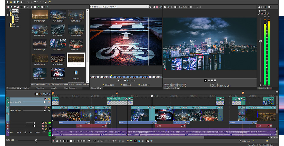 Sony Vegas Pro 17 Crack + Keygen Download Torrent 2020
