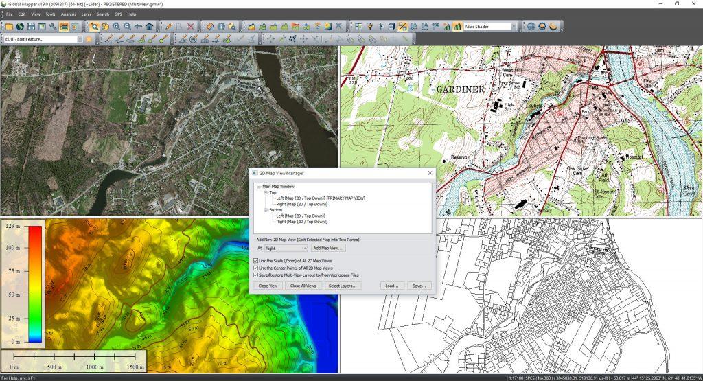 Global Mapper Crack + Keygen Download