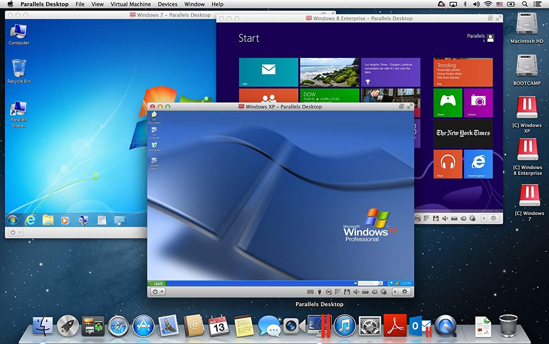 Parallels Desktop 15.0.0.46967 Crack + Keygen Download [Latest]