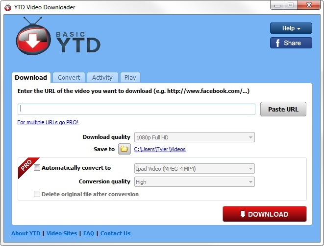 YTD Video Downloader Pro 6.16 Crack + Keygen Download [2020]