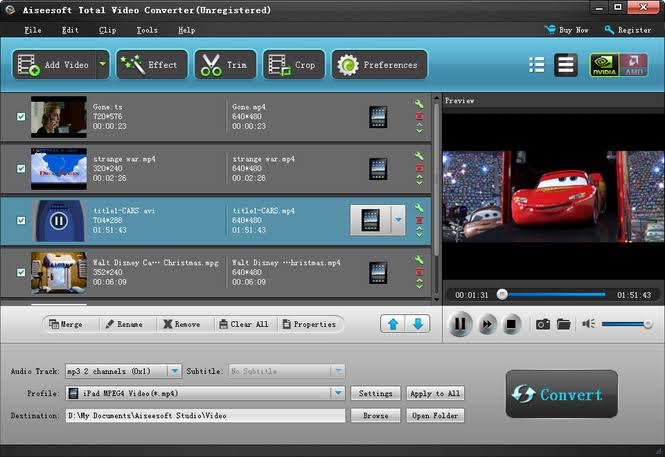 Aiseesoft Total Video Converter 9.2.68 + Crack Download