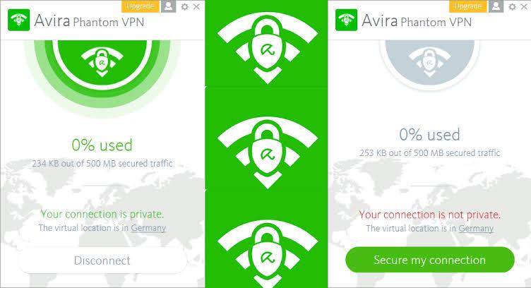 Avira Phantom VPN Pro 2.33.3 Crack Fee Download [2020]