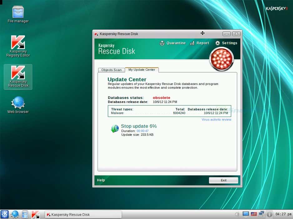 Kaspersky Rescue Disk 22.07 Crack + Keygen [Latest]