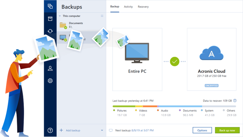 Acronis True Image 2020 24.6.1.25700 Crack + Keygen Free Download [Torrent]