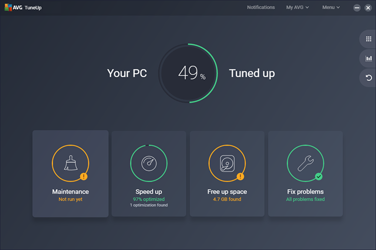 AVG PC TuneUp 2020 Crack + Keygen Download [Latest]