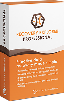 Recovery Explorer Professional 7.7 + Crack Download