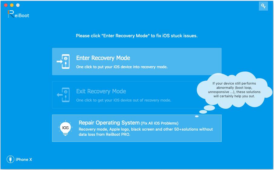 Tenorshare ReiBoot Pro 7.3.4.7 + Crack Download