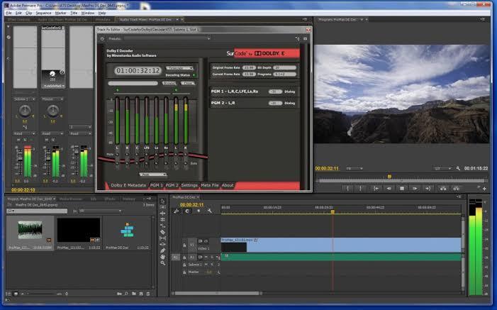 Adobe Premiere Pro CC 2020 v14 Crack + Keygen Download
