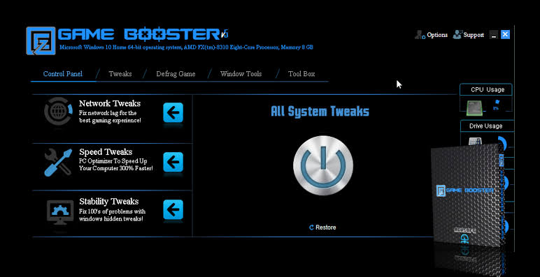 EZ Game Booster Pro 1.6.3 + Crack with Keygen Download