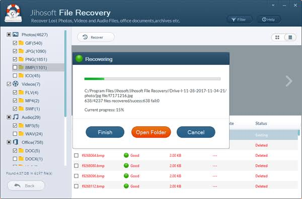Jihosoft File Recovery 8.30.0 Crack + Keygen Download