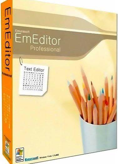 Emurasoft EmEditor Professional 19.3.0 Crack + Keygen Download