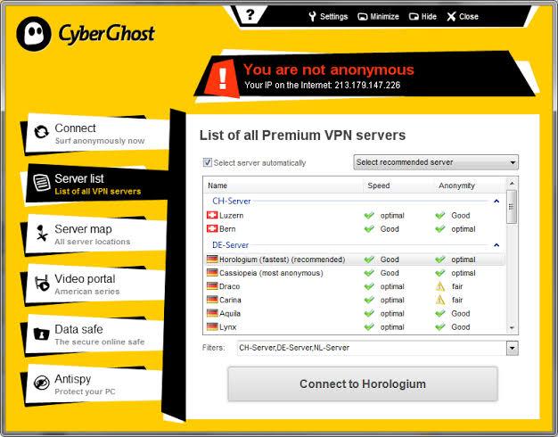 CyberGhost VPN 7.3.11 Crack + Keygen Free Download [2020]