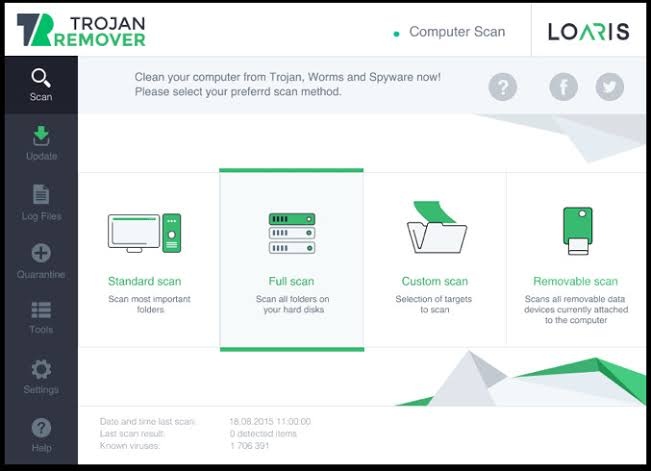 Loaris Trojan Remover 3.1.33 Crack Free Download [2020]