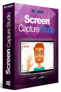 Movavi Screen Capture Studio 10.2.0 + Crack Download [2020]