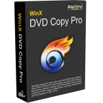 WinX DVD Copy Pro 3.9.2 + Crack Download [2020]