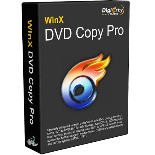 WinX DVD Copy Pro 3.9.2 + Crack Download [2020]