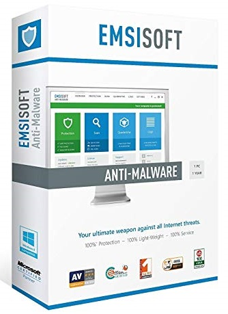 Emsisoft Anti-Malware 2020 Crack + License Key Download