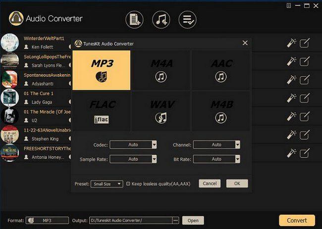 TunesKit Audio Converter 3.3 + Crack Download [2020]