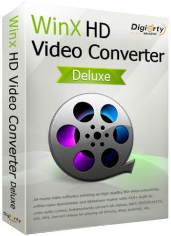 WinX HD Video Converter Deluxe 5.15.6 + Crack Download