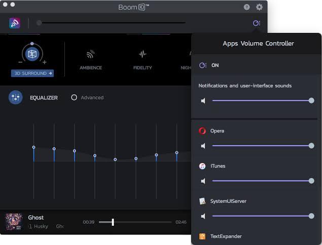 Boom 3D 1.3.5 Crack + Keygen Download [Win+Mac] 2020