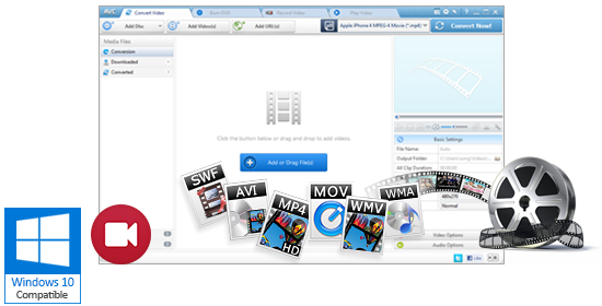 Any Video Converter Ultimate 7 Crack Free Download [2020]