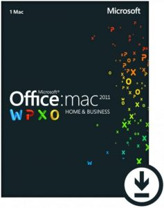 Microsoft Office 2011 for Mac 14.7.4 + Crack Download [2020]