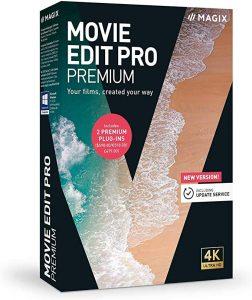 MAGIX Movie Edit Pro 2020 Premium 19.0 Crack Download