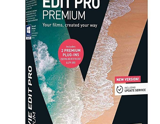 MAGIX Movie Edit Pro 2020 Premium 19.0 + Crack Download