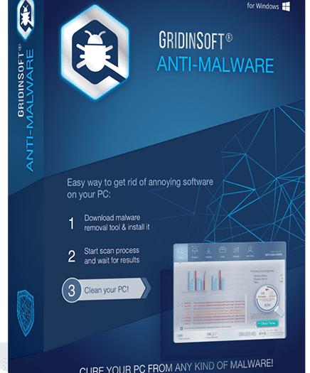 GridinSoft Anti-Malware 4.1.25 Crack + Activation Code [2020]