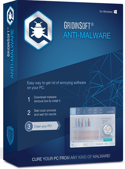 GridinSoft Anti-Malware 4.1.25 Crack + Activation Code [2020]