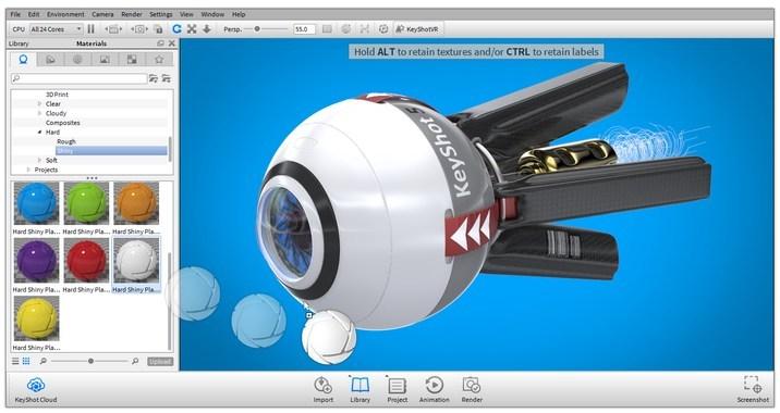 KeyShot Pro 9.2 Crack + Keygen Full Download [2020]