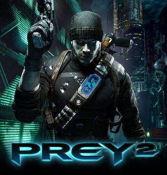 Prey 2 PC Crack